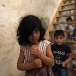 Back to school after four years of civil war in Mosul, Iraq