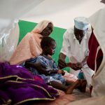 The fight against malnutrition in Chad