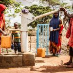 Rehabilitation of 3 wells in the Afar region in Ethiopia