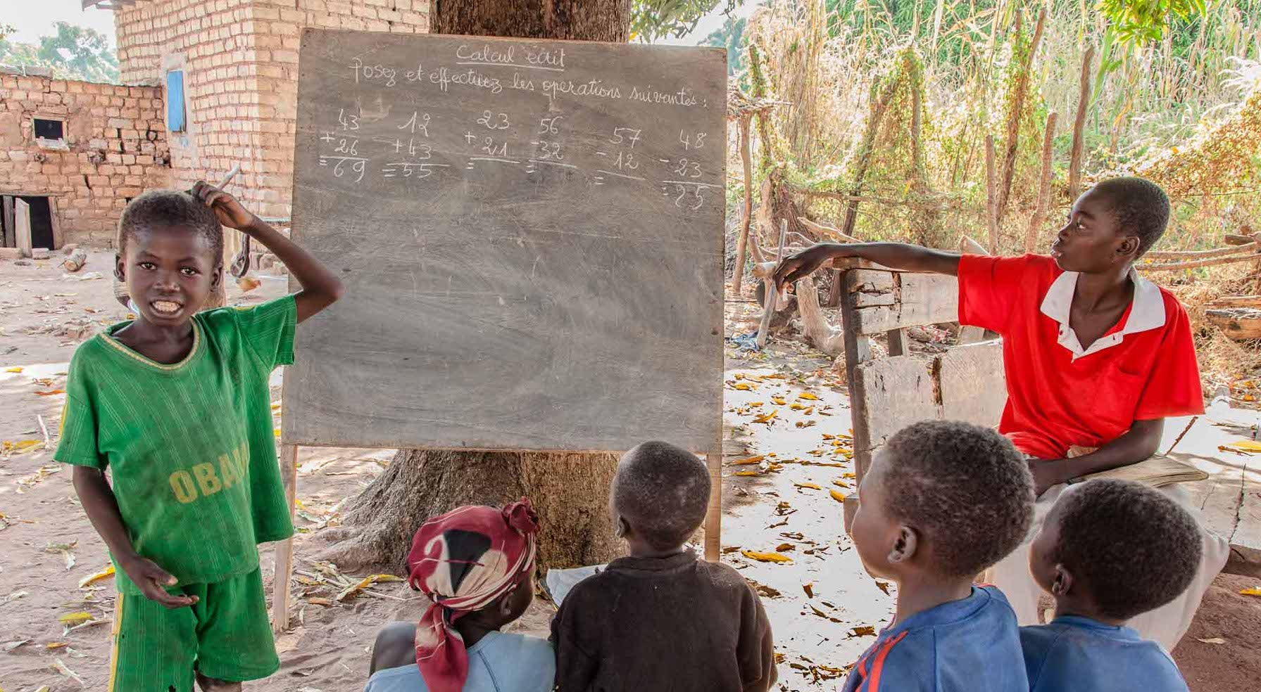 Formiamo 155 insegnanti in Ciad
