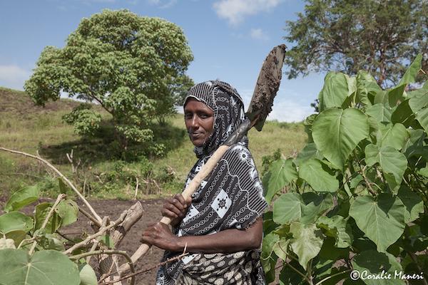 Aiutare i migranti in Etiopia