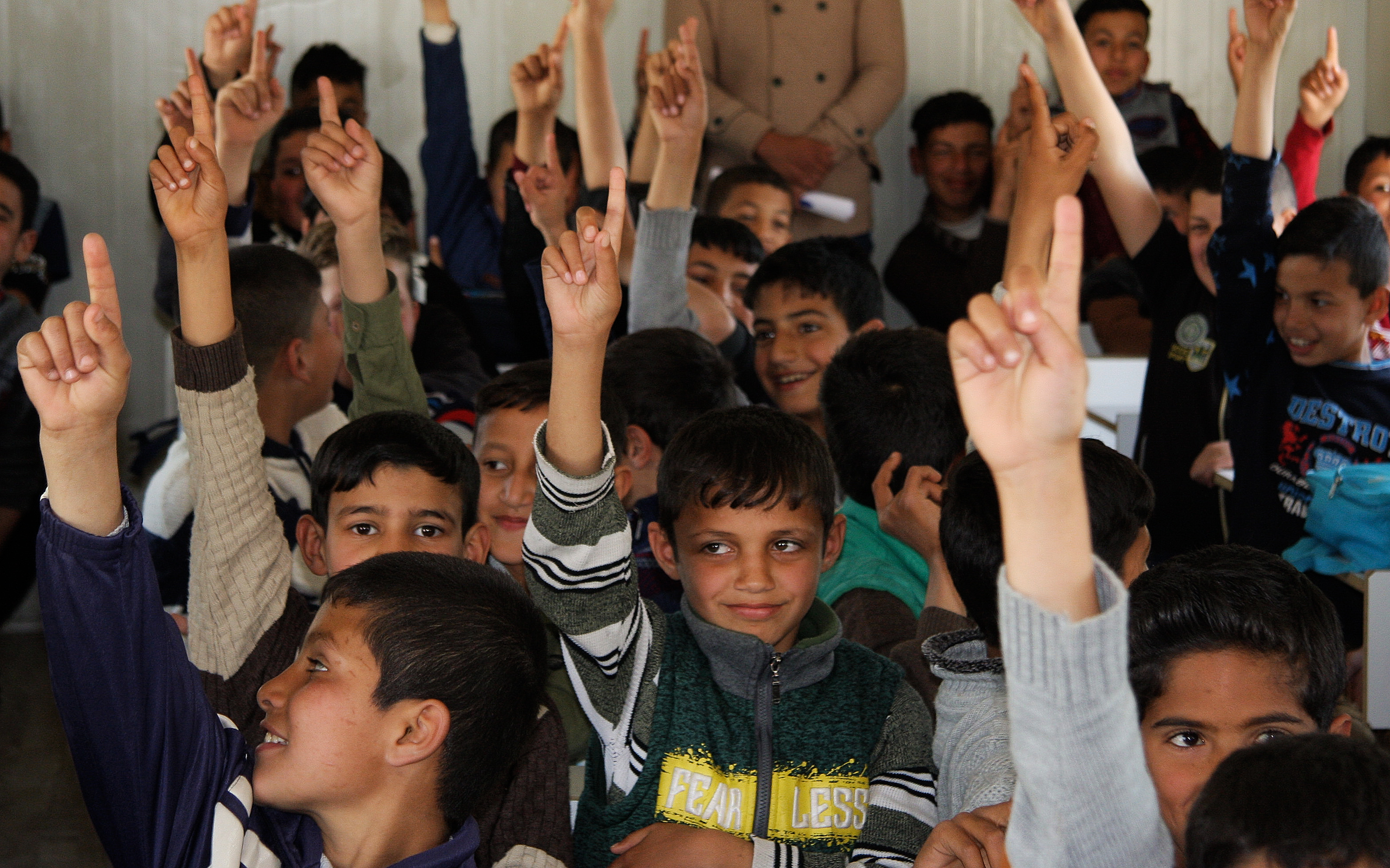 IRAQ: supporting the education of the most vulnerable children